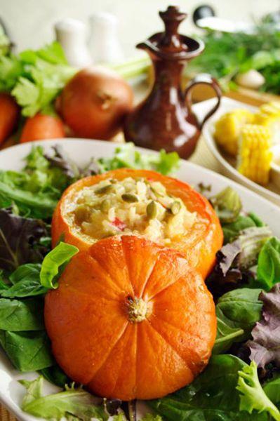 оригинальные блюда из тыквы рецепты с фото